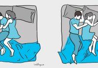 Vīrs uzgriež jums muguru, kad jūs guļat? Lūk, ko tas nozīmē
