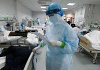 29 gadus vecais ārsts nomira no insulta, 35 dienas pēc kārtas, bez brīvdienām, glābjot pacientus, kas sirgst ar koronavīrusu