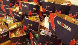 """""""Maxima"""" atbalsta ZM projektu par pārtikas ziedošanu bez starpniekiem"""