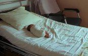 Viņa 6 gadus lūdzās pēc bērna, bet pēc tam vienkārši atstāja to dzemdību namā
