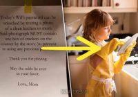 Mamma atrada veidu, kā likt bērniem pašiem aiz sevis uzkopt, nevis sēdēt internetā