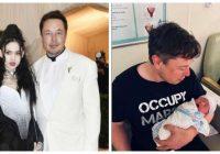 Ilons Masks un viņa jaunā draudzene savu jaundzimušo nosauca dažādu rakstzīmju savienojumā